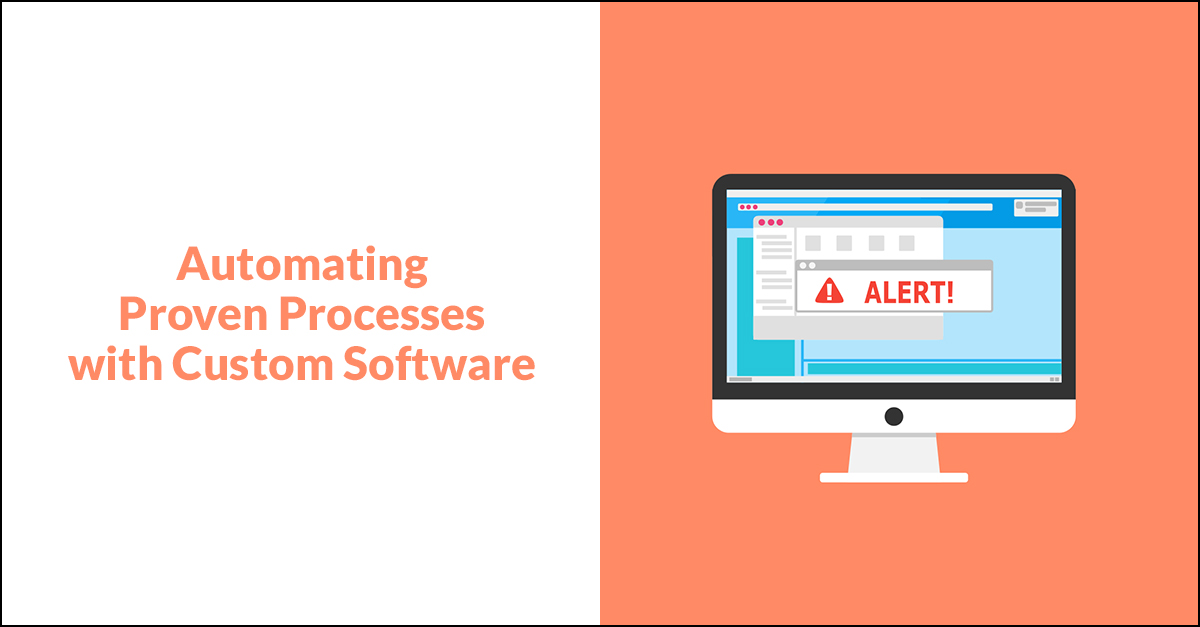 Automating Manual Processes Banner