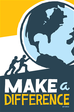 Core Value 1: Make a Difference