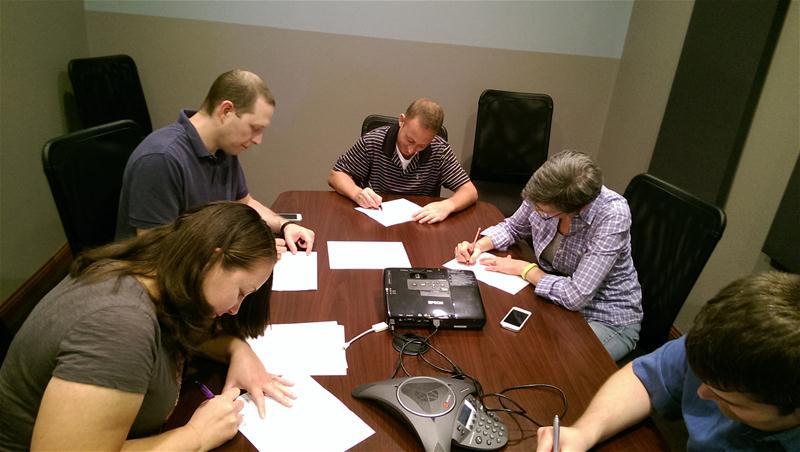 Design Studio Meeting