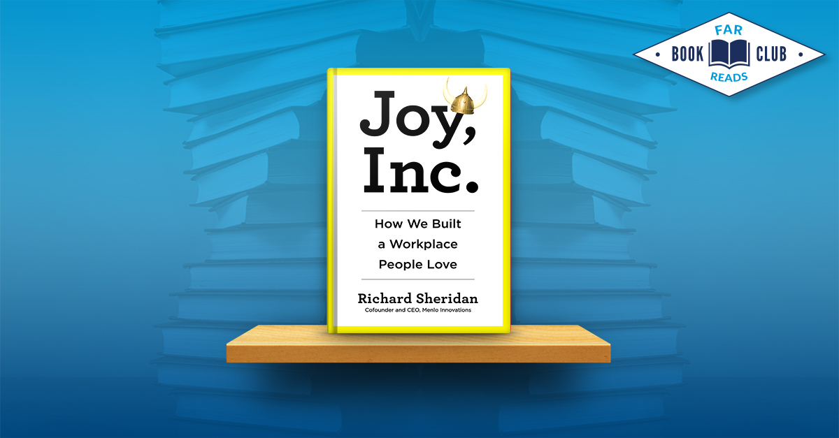 Far Reads Joy Inc Banner