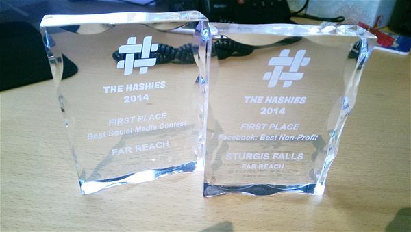 Des Moines Hashie Awards 2014