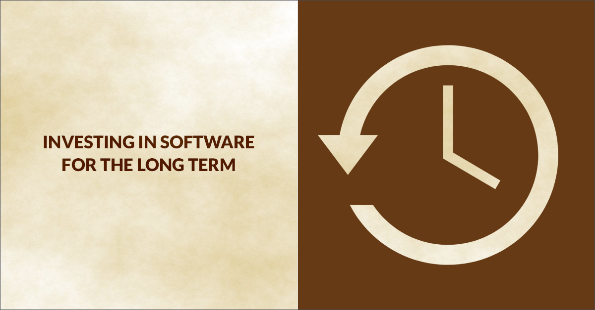 Ongoing Custom Software Support Banner