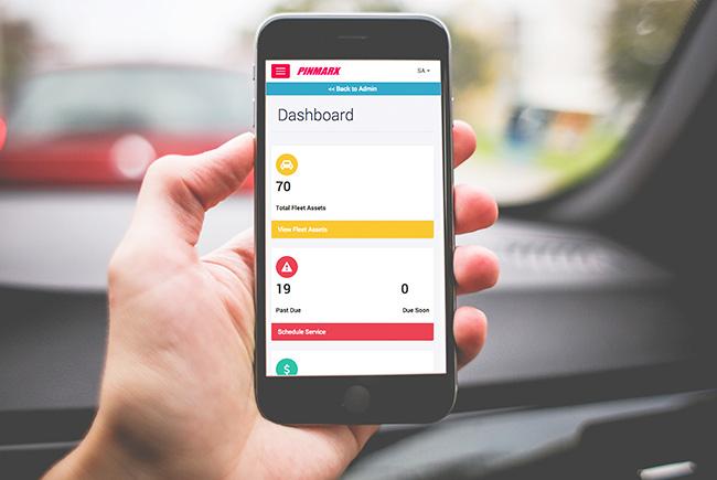 Pinmarx Mobile Friendly App