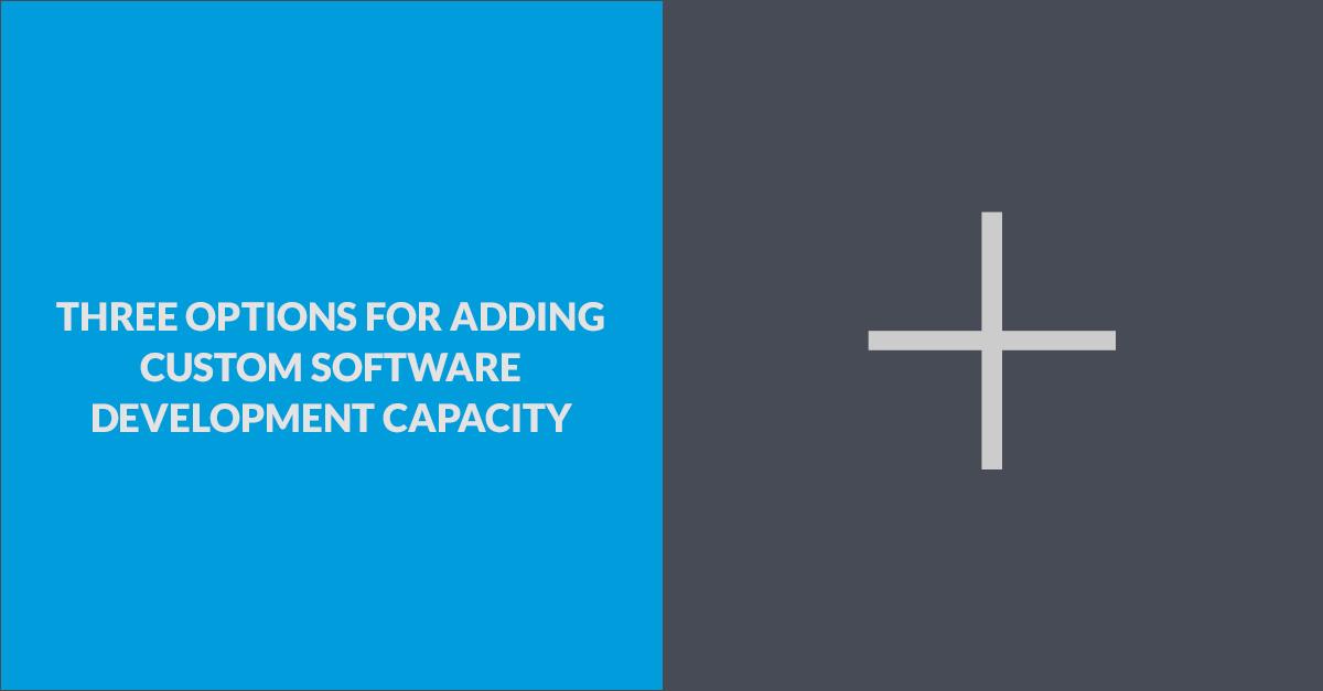 Custom Software Partner Banner