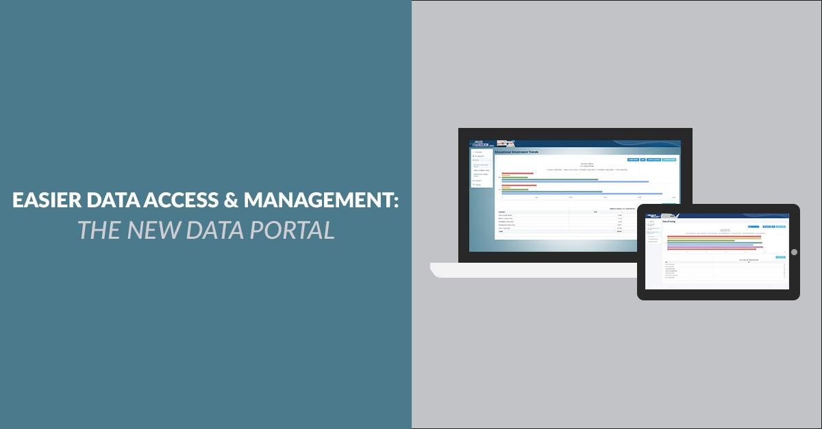 Data Portal Banner