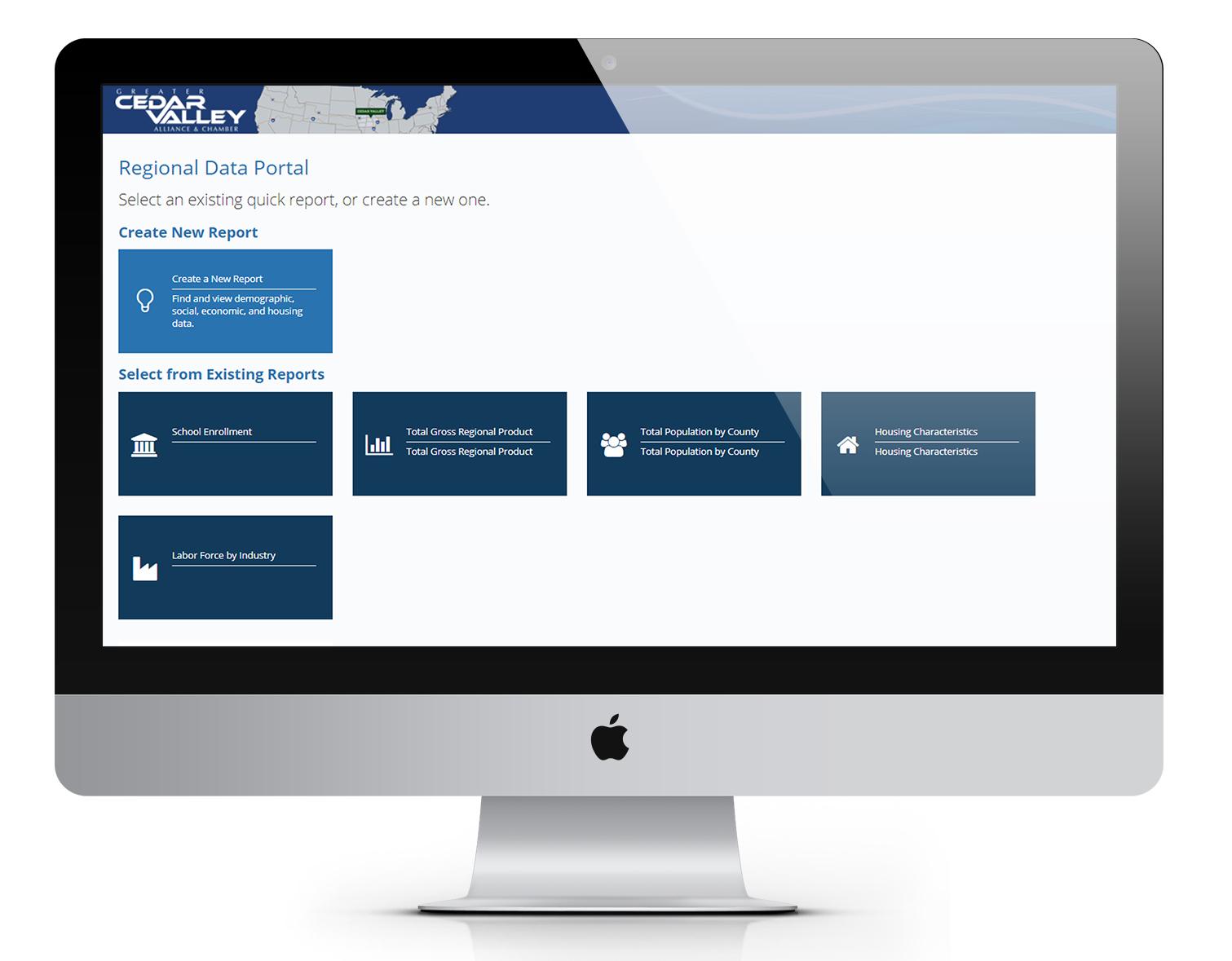 GCVAC Data Portal