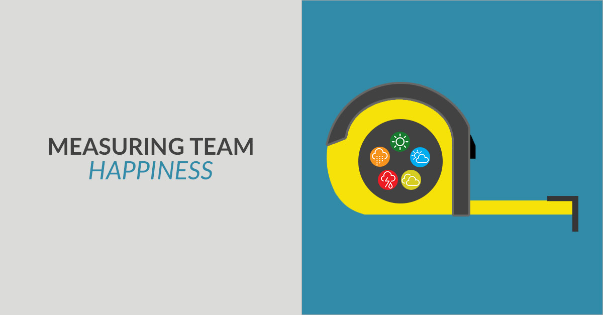 Measuring Team Happiness