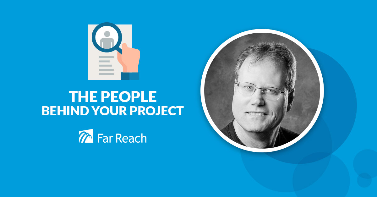 People Behind the Project –John Stevens