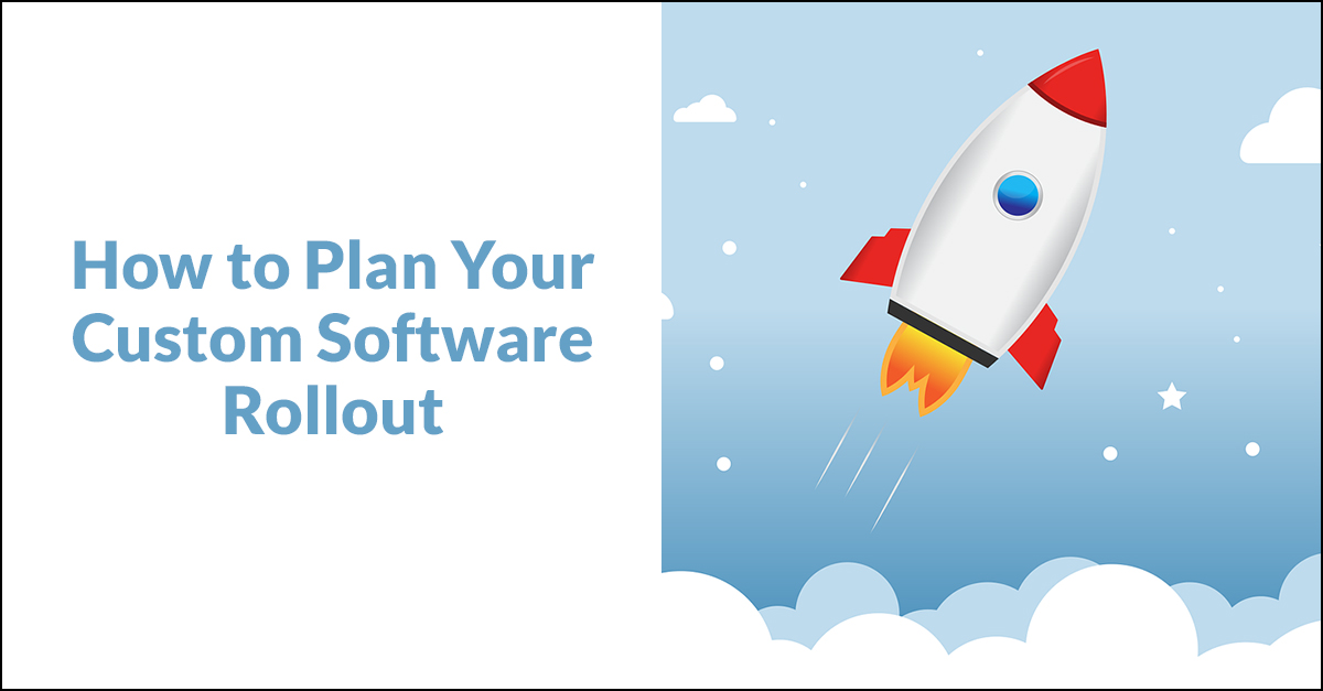 Planning a Custom Software Rollout