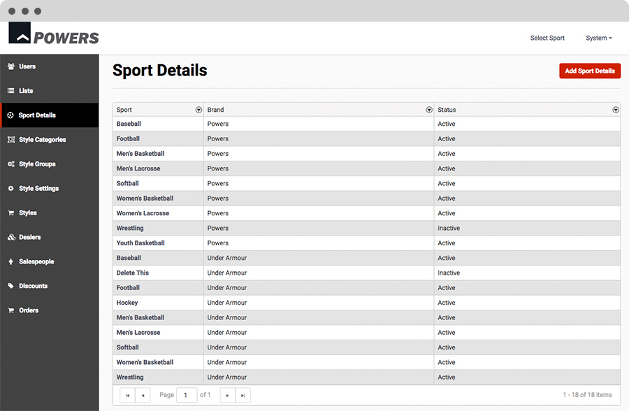 Powers Case Study Manage Sports