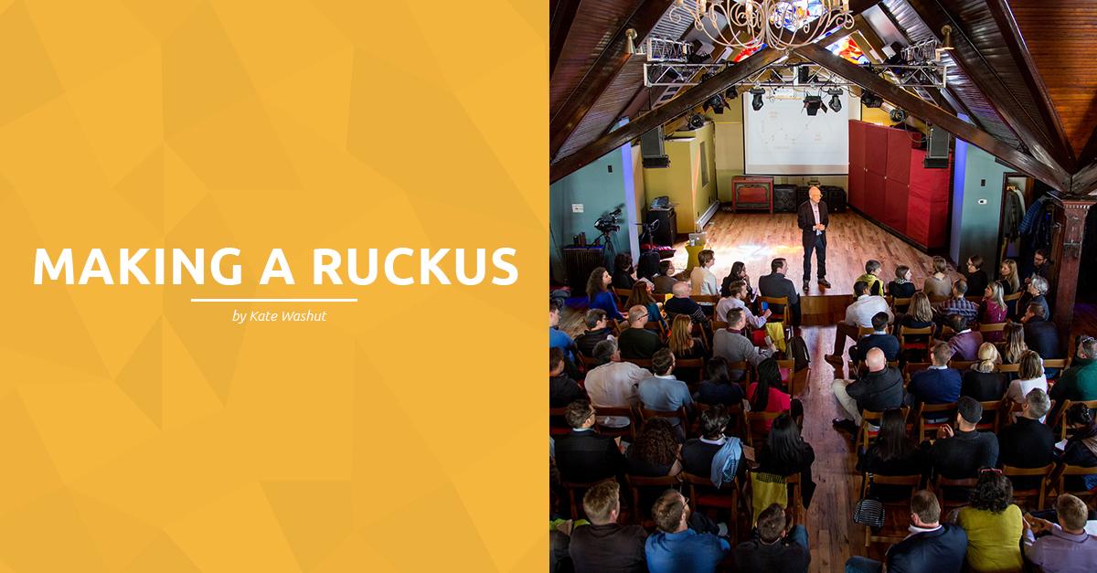 Seth Godin Ruckusmakers Seminar