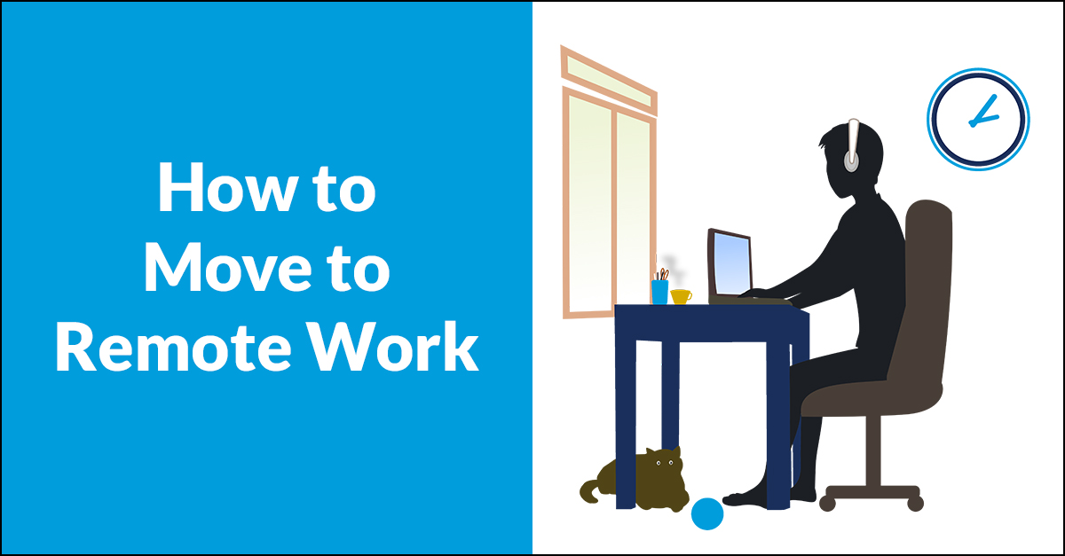 moving to remote work