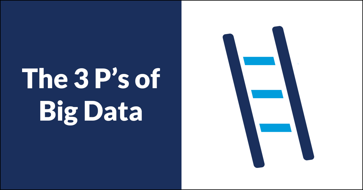 3 Ps of Big Data