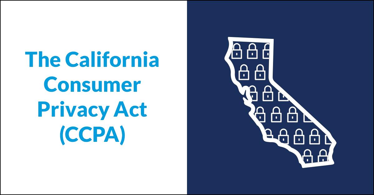 California Privacy CCPA